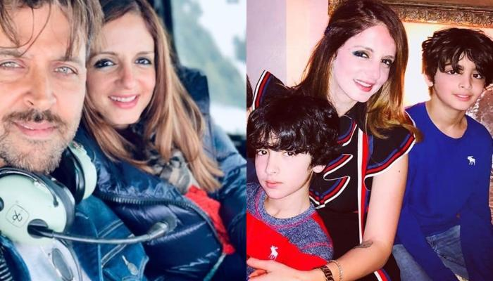 Sussanne Khan Shares Her Life As A Single Mother To Sons, Hridhaan Roshan And Hrehaan Roshan