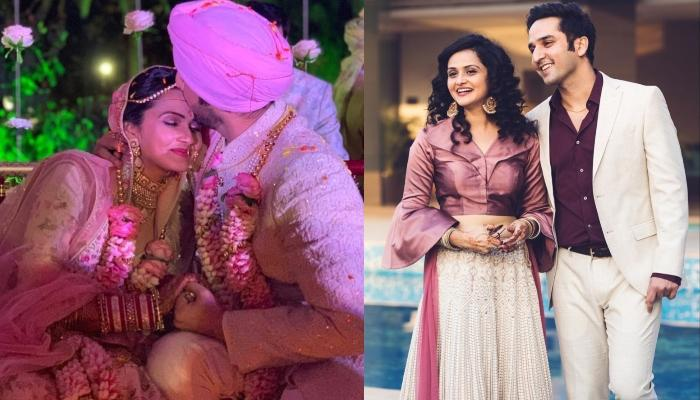 Puru Chibber Of Pavitra Rishta Ties Knot With Bestfriend, Shares First Picture From Dreamy Wedding