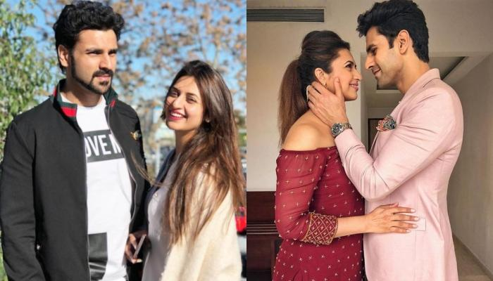 Vivek Dahiya Gives A Pleasant Surprise To Divyanka Tripathi On The Sets Of The Voice, Picture Inside