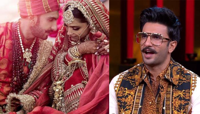Ranveer Singh Wanted Deepika Padukone To Change This Habit Before Their Marriage