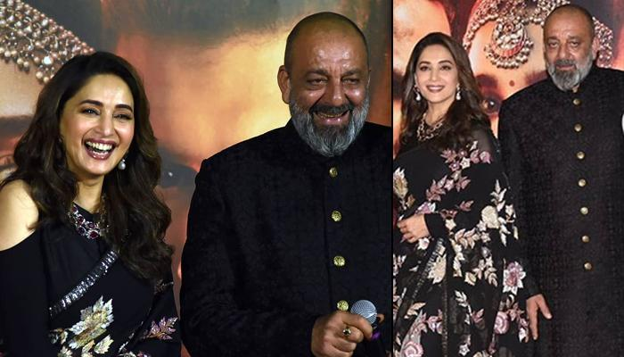 Madhuri Dixit And Sanjay Dutt Share Experience Of Reuniting In Kalank After 21 Yrs At Teaser Launch