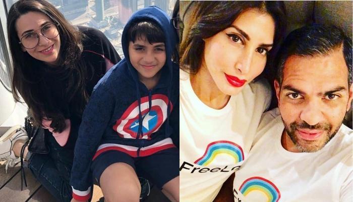 Karisma Kapoor's Son Kiaan Raj Gets Special Birthday Message From Step-Mom, Priya Sachdev Kapur
