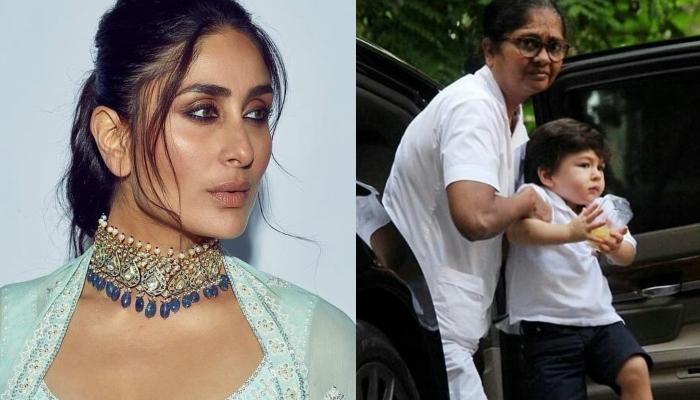 Kareena Kapoor Khan Finally Opens Up About The Salary Of Son Taimur's Nanny, Details Inside
