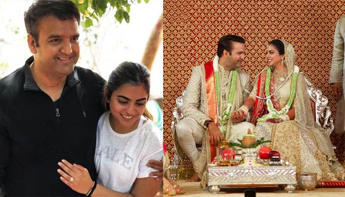 Unseen Picture Of Isha Ambani Piramal And Anand Piramal Post Their Marriage Is Cuteness Overflowing