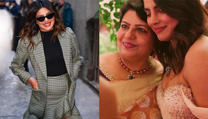 Priyanka Chopra's Mom, Madhu Reveals The Real Reason For Visiting A Hospital Amidst Pregnancy Rumour