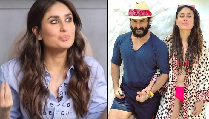 Kareena Kapoor Has A Sassiest Reply To A Troll Who Slammed Saif For 'Allowing' Her To Wear A Bikini