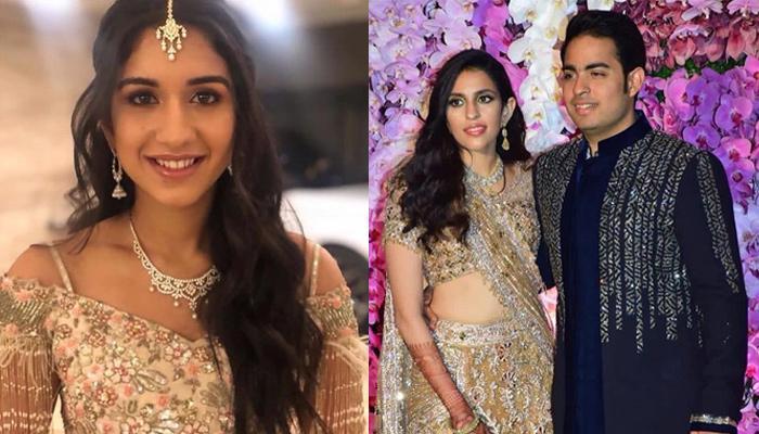 Unseen Pics Of Radhika Merchant As The Real Showstopper At Akash Ambani And Shloka Mehta's Wedding