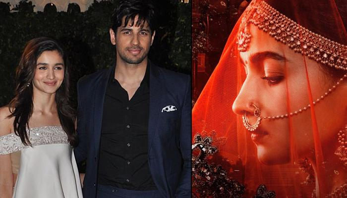 Alia Bhatt Reacts To Her Ex-Boyfriend Sidharth Malhotra's Tweet Praising The 'Kalank' Teaser
