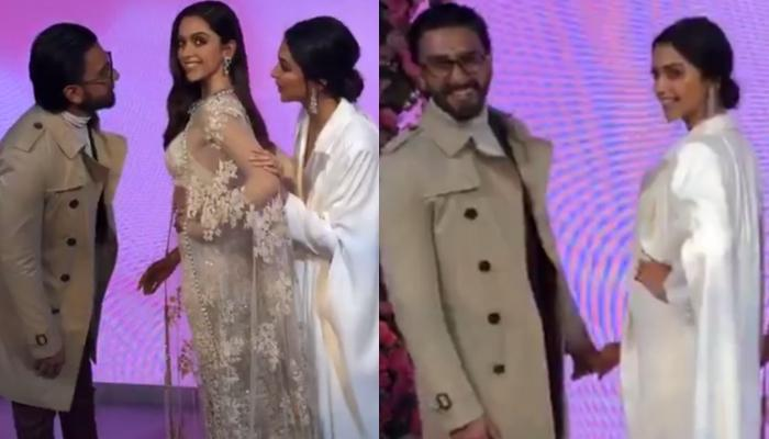 Deepika Padukone Unveils Her Madame Tussauds Statue In London, And Ranveer Singh Cannot Keep Calm