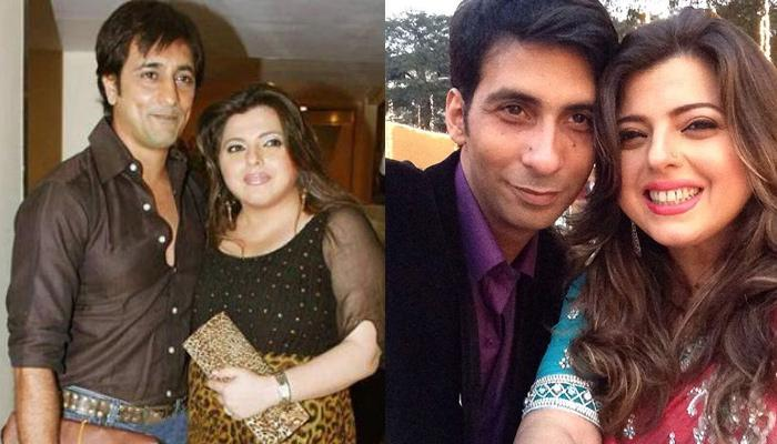 Rajev Paul And Ex-Wife, Delnaaz Irani And BF, Percy Are Neighbours, He Talks About 'Bump' Stories