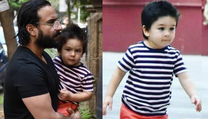 Taimur Ali Khan Is All Set For Summers As He Gets A New Haircut, Pictures Inside