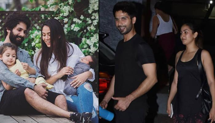 Mira Rajput Kapoor Trolled For Leaving Her 'Puppies' Misha Kapoor And Zain Kapoor Home And Go To Gym