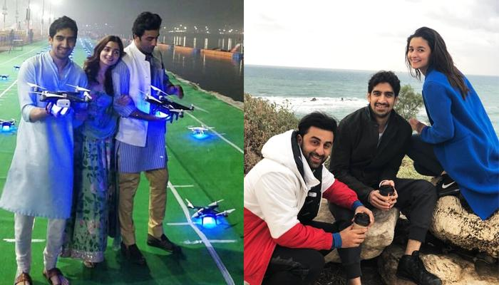 Brahmastra Director, Ayan Mukerji Teases Alia Bhatt And Ranbir Kapoor, Says There's Been Lot Of Love