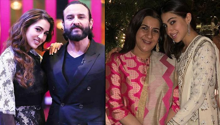 Sara Ali Khan Recalls 'Last Dinner' Her Divorced Parents Saif Ali Khan And Amrita Singh Had With Her