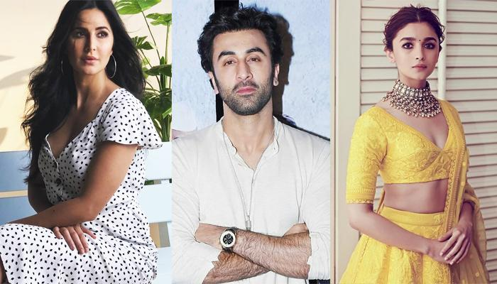 Ranbir Kapoor's Ex, Katrina Kaif Wishes His Current GF, Alia Bhatt On Her Birthday With New Nickname