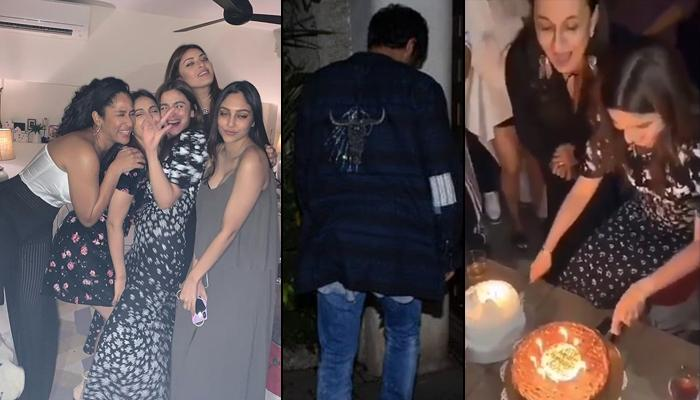 Alia Bhatt Celebrates Her 26th Birthday With Beau Ranbir Kapoor And Parents Mahesh Bhatt-Soni Razdan