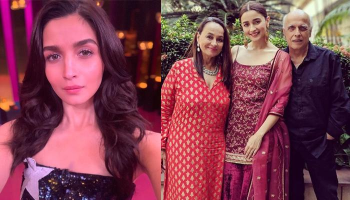 Alia Bhatt's Parents, Mahesh And Soni Post Heartfelt Wishes For Their 'Sunshine' On Her Birthday