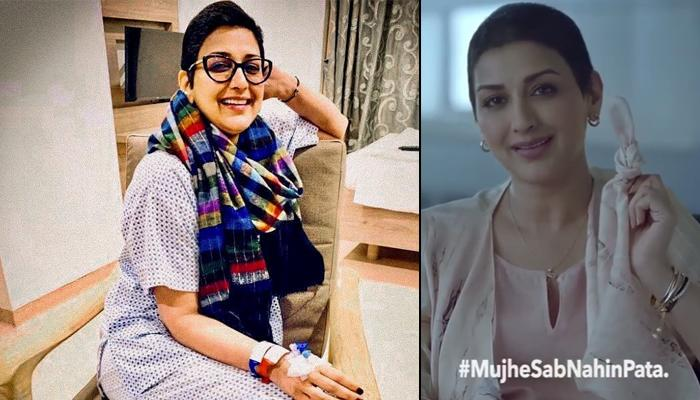 Sonali Bendre's First Ad After Fighting Cancer Gives Out Strong Message #MujheSabNahiPata To Mothers