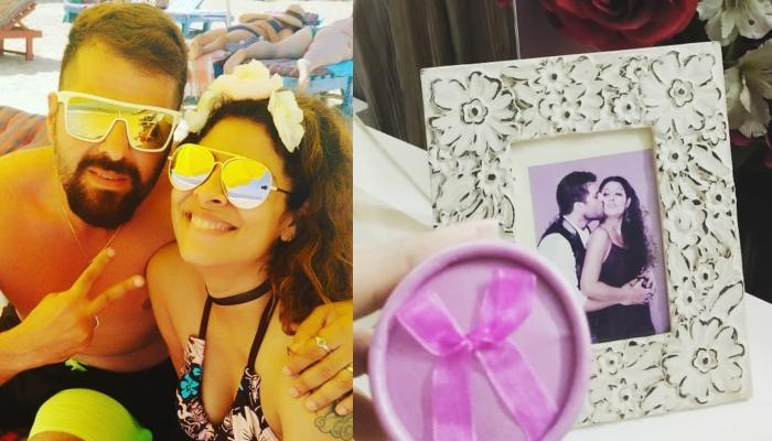 Tannaz Irani Shares A Cute Wish For Her Husband Bakhhtyar Irani On Their 12th Wedding Anniversary
