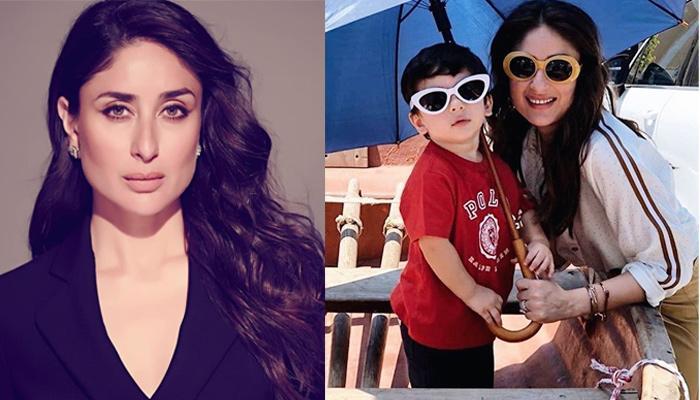 Kareena Kapoor Khan Hilariously Lashes Out At A Troll Who Says 'Taimur Bhookha Marr Raha Hain'