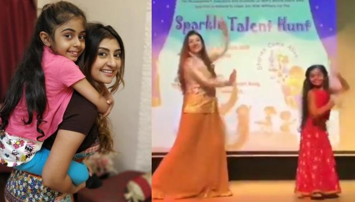Juhi Parmar Dances Her Heart Out With Daughter Samairra At Her School Talent Hunt, Video Inside