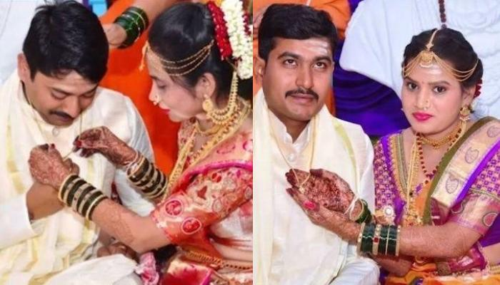 These Two Brides Broke The Age-Old Wedding Ritual By Tying Mangalsutra On Their Husbands' Neck