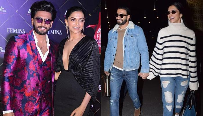 Ranveer Singh And Deepika Padukone To Pair-Up For First Time For This Project Post-Wedding [Details]