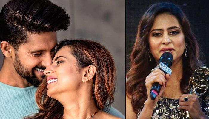 Ravi Dubey Is Proud Of His Choti Sargun Mehta For Winning PTC Best Actress Award, Fourth Time In Row