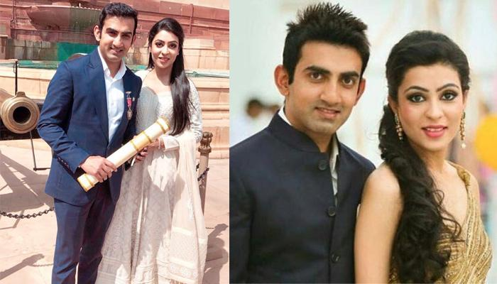 Gautam Gambhir Trolls Wife, Natasha And Says He Gets Fired At Home Everyday, She Replies Hilariously