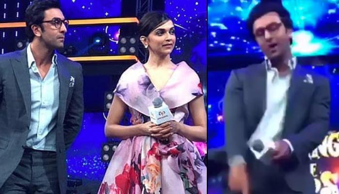 Deepika Padukone And Ex, Ranbir Kapoor Dancing On Her Hubby Ranveer Singh's Song Aankh Maare Is Love