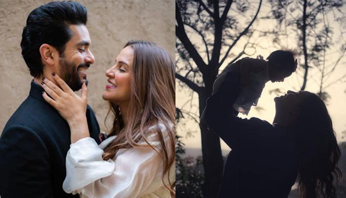 Neha Dhupia And Angad Bedi Post Heartfelt Wishes For Daughter, Mehr On Her Four-Month Birthday
