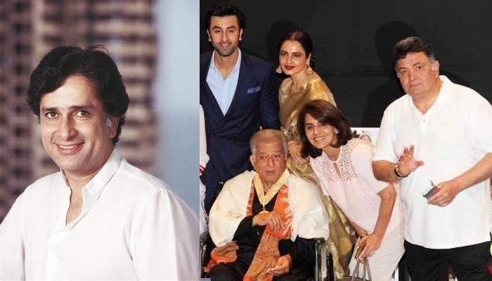 Rishi Kapoor Wishes His Uncle, Shashi Kapoor On His Birthday, Shares Pictures From An Iconic Moment