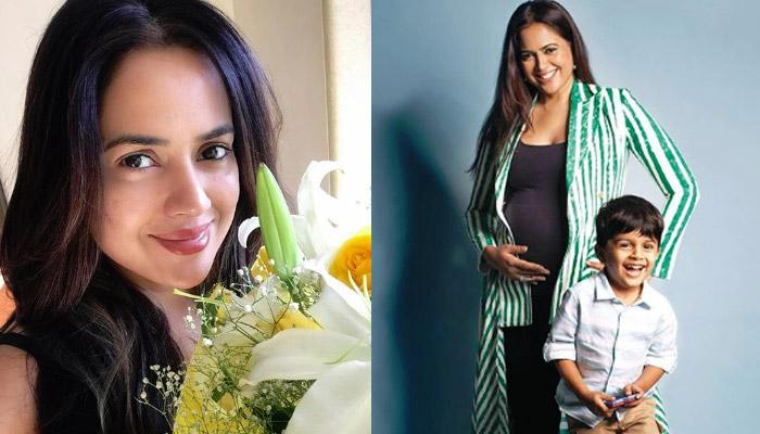 Sameera Reddy Already Senses It's Going To Be Baby Girl This Time, Universe Sends Her The Signs