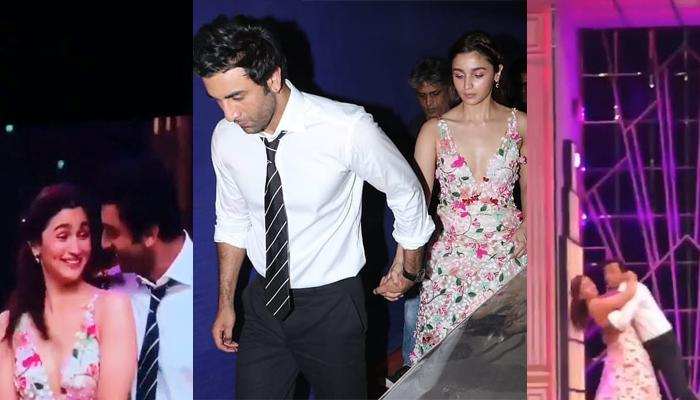 Ranbir Kapoor And Alia Bhatt Dance Together On 'Ishq Wala Love', He Goes Down On His Knees