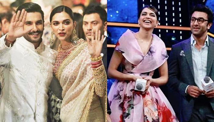 Ranveer Singh's Kind Gesture For Deepika And Her Ex Ranbir After Winning Zee Cine Award [VIDEO]