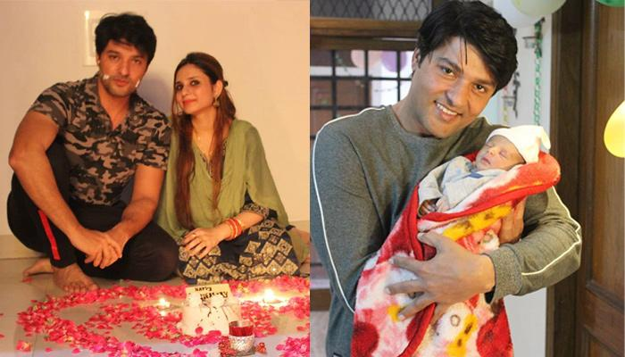 Anas Rashid Feels 'Heavenly' As He Takes A Nap With His Baby Daughter, Aayat, Shares An Adorable Pic