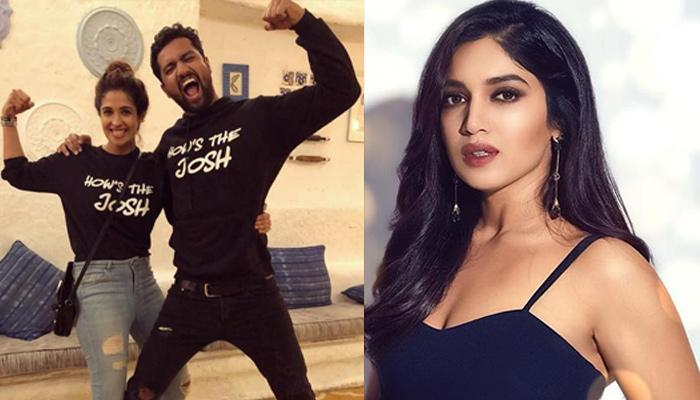 Vicky Kaushal's Closeness With Bhumi Pednekar Was The Reason Behind His And Harleen Sethi's Breakup?