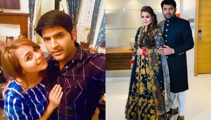 Newlyweds Kapil Sharma And Ginni Chatrath Celebrate First Holi After Their Marriage, Pictures Inside