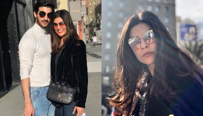 Lovebirds Sushmita Sen And Rohman Shawl Are Vacationing In San Francisco, Pictures Inside