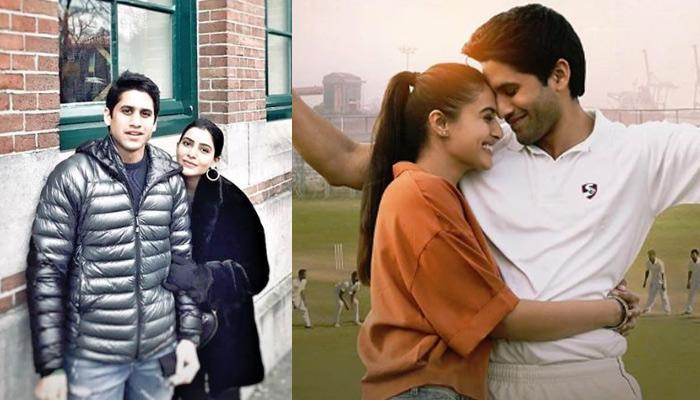 Samantha Akkineni Reacts To Naga Chaitanya's Kissing Scene With Divyansha Kaushik In 'Majili'