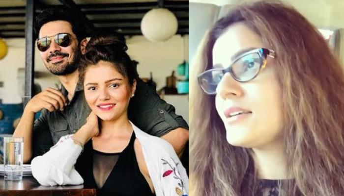 Rubina Dilaik Gets Mercilessly Trolled On Singing For Abhinav Shukla On 9 Month Wedding Anniversary