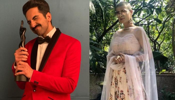 Tahira Kashyap Posts A Funny Note As Hubby, Ayushmann Khurrana Wins Filmfare Award For Best Actor