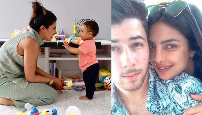 Priyanka Chopra's Adorable Pictures With Nephew Are A Proof She Will Make A Great Mother