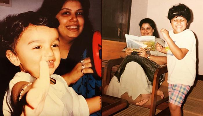 Arjun Kapoor And Anshula Kapoor Write Heartfelt Posts For Mona Kapoor On Her 7th Death Anniversary