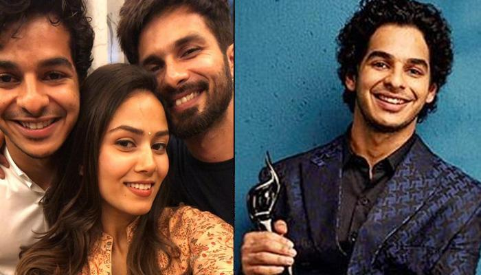 Mira Rajput Kapoor And Shahid Kapoor Are 'Proud' Of Ishaan Khatter As He Bagged Debut Filmfare Award