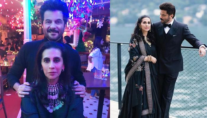 Anil Kapoor Tells Us How Being In Love Looks Like On His Wife, Sunita Kapoor's 65th Birthday