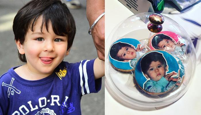 Taimur Ali Khan Cookies Served To Guests At An Award Show After His Dolls Being Sold In Toy Store