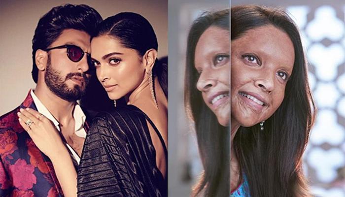 Ranveer Singh Felt This When He Saw Wife, Deepika Padukone's First Look From Her Film, 'Chhapaak'