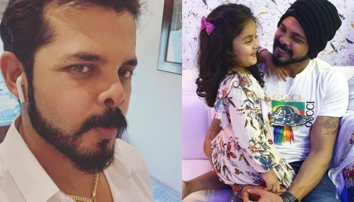 Sreesanth Returns To The Cricket Field, Shares A Cute Video With His Daughter From Practice