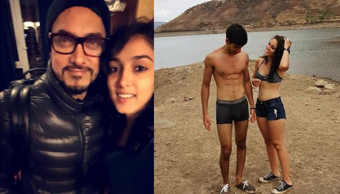 Aamir Khan's Daughter, Ira Khan Posts Pictures With A Mystery Man, Starts Dating Rumours